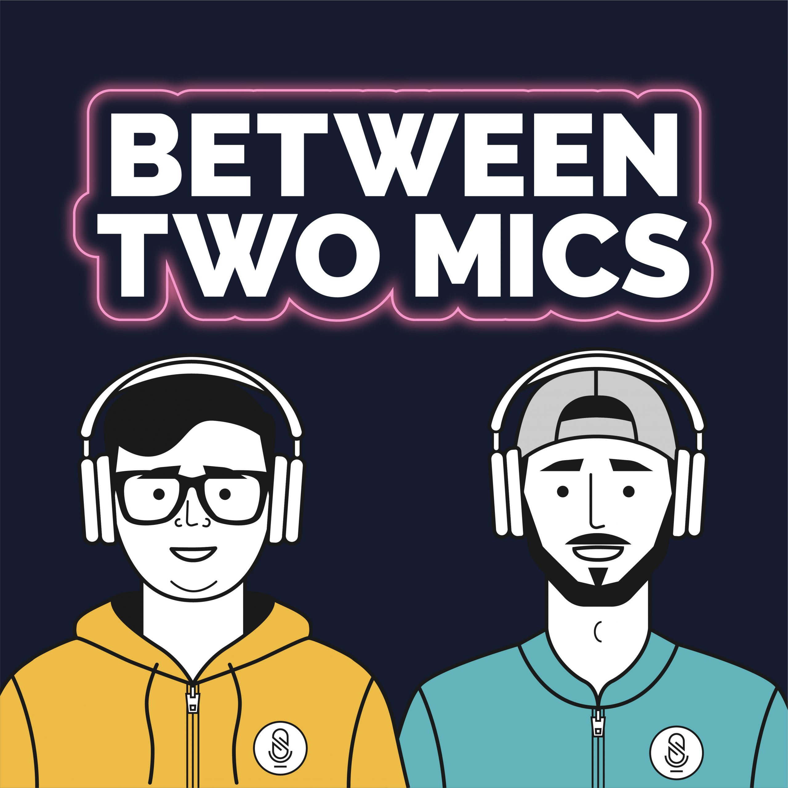 Between Two Mics: The Remote Recording Podcast Cover Art